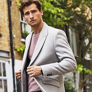 Shop jackets & coats