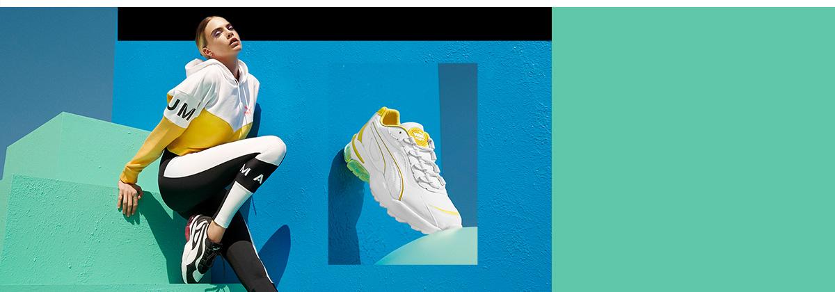 puma sneaker fest poster, PUMA® Women's&Men's New Athletic Gear