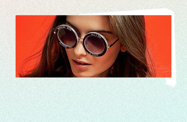 تسوقي نظارات شمسية