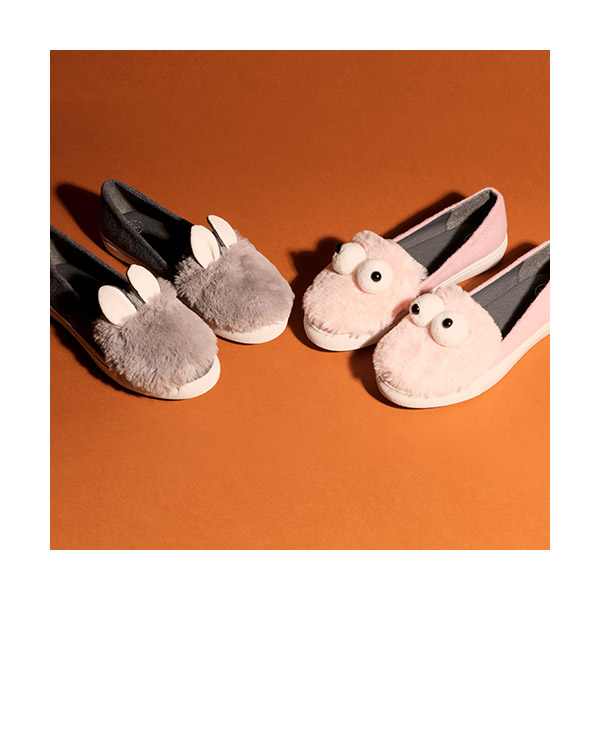 SHOP FLUFFY SHOES
